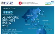 UNESCAP Forum, April 10-11, 2018